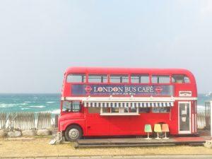 糸島レトロバス