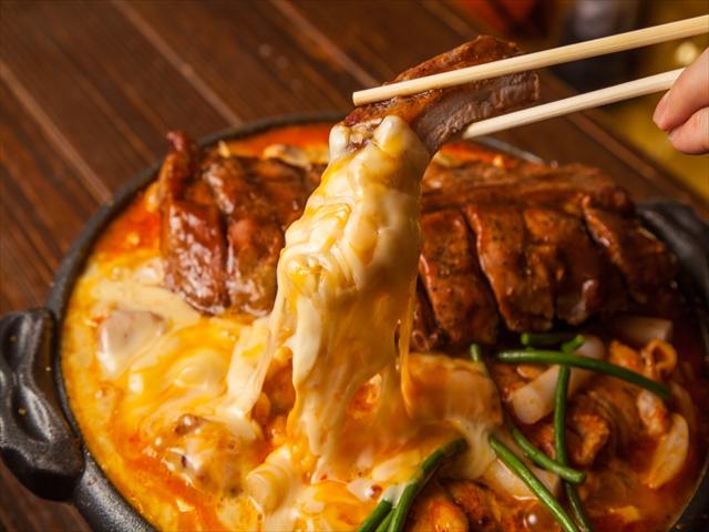 チーズ鍋1