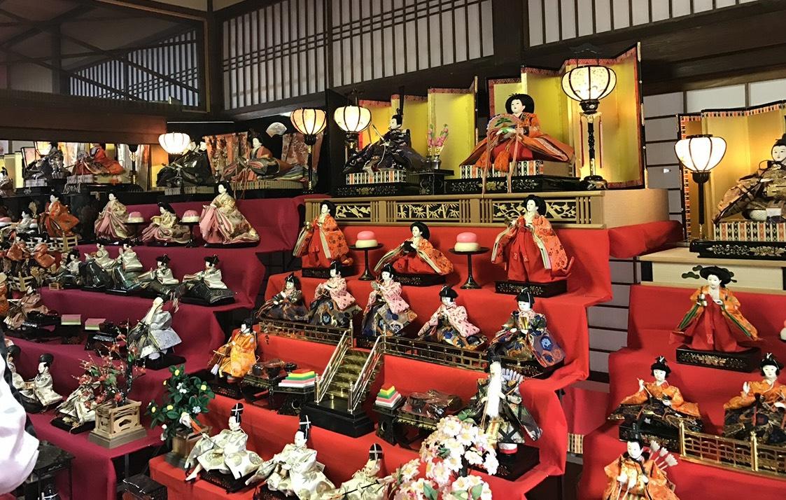 中津ひな祭りの画像