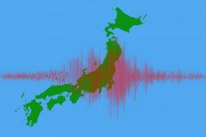 地震日本列島