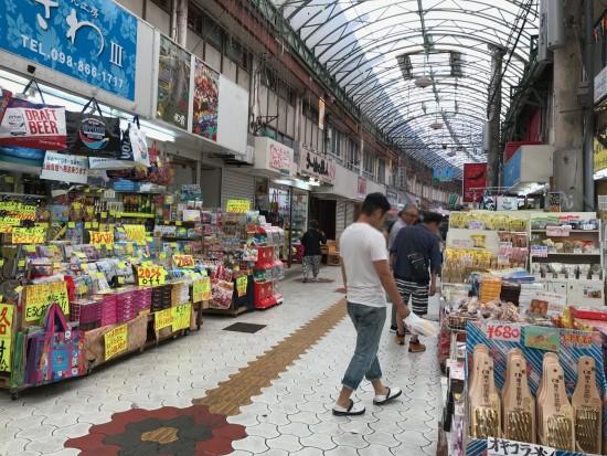 国際通り商店街