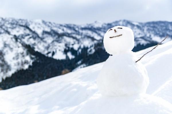 雪山イメージ